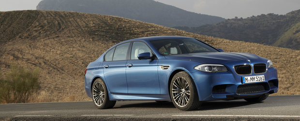 Cand opreste BMW productia ultimului M5 cu cutie manuala din istorie