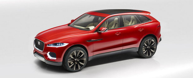 Cand va fi lansat pe piata primul SUV din istoria Jaguar