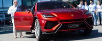 Cand va fi lansat pe piata primul SUV din istoria Lamborghini. FOTO si VIDEO