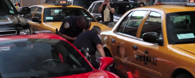 Cand vreodata si politistii romani nu vor mai tine cont de masina soferului ca sa aplice legea?