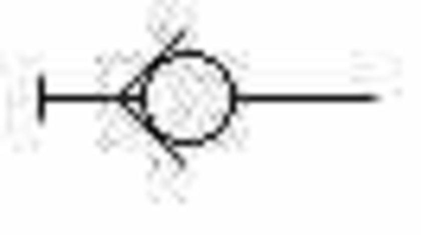 Cap de cuplare MERCEDES-BENZ ACTROS MP2 / MP3 WABCO 452 300 031 0