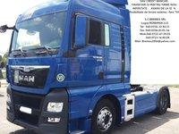 CAP TRACTOR MAN TGX 18.480.AN 2014 EURO 6-LEASING DE LA 10%-LEASING FIRME NOI 25%