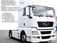 CAP TRACTOR MAN TGX 18.480.+LEASING DE LA 10%