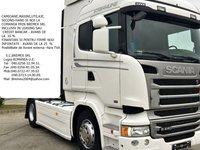 CAP TRACTOR SCANIA R-440 EEV +LEASING CU AVANS INCEPIND DE LA 10%-FINANTARI SI PENTRU FIRME NOI