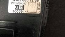 Capac acoperire boxe bord mercedes a-class w169 a1...