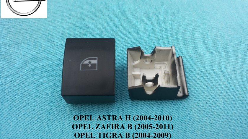 capac buton geam electric Opel Astra H Zafira B Tigra B