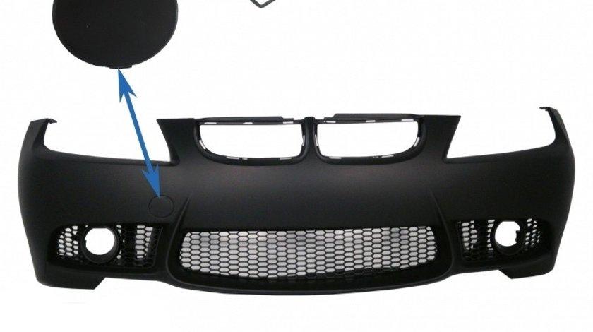 Capac Cârlig Remorcare Bara Fata BMW Seria 3 E90 Sedan E91 Touring (04-08) (Non LCI) M3 Design KTX2-THCFBBME90