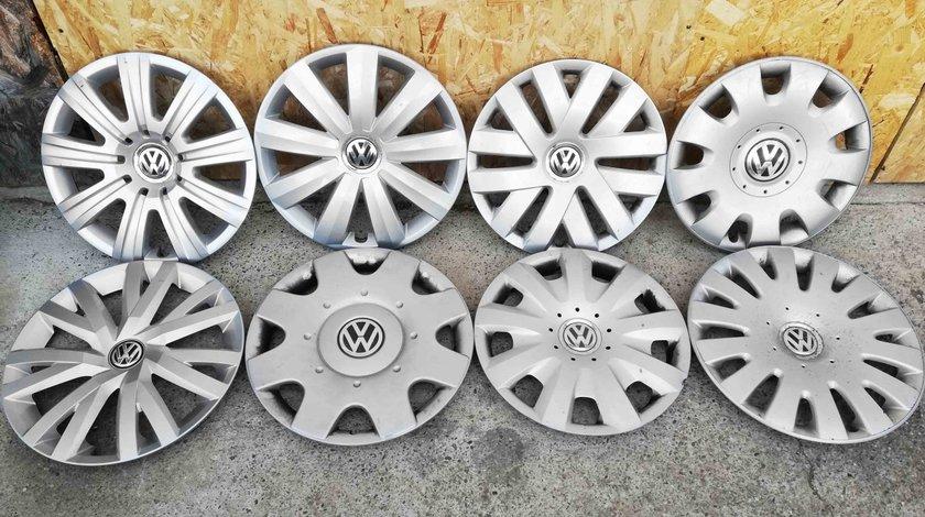 Capac / Capace roti 13 14 15 16 VW Originale Volkswagen Passat Golf Jetta Touran Sharan T5 Tiguan