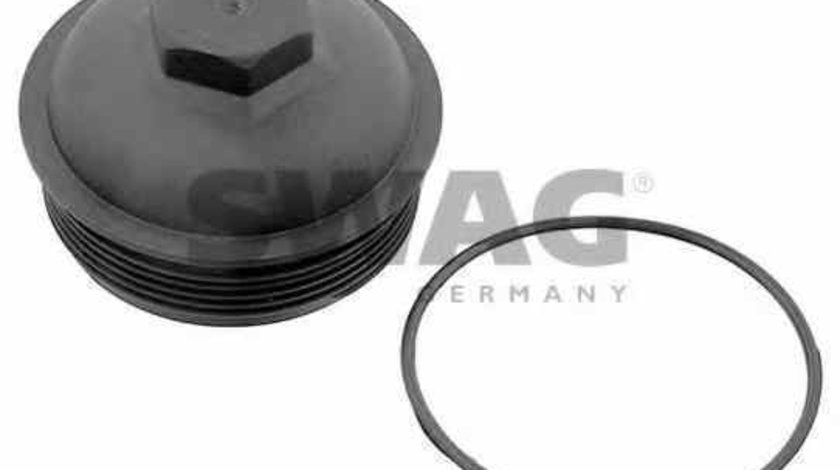 Capac carcasa filtru ulei SEAT IBIZA IV 6L1 SWAG 30 93 9697