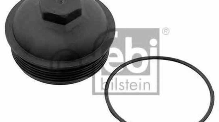 Capac carcasa filtru ulei SEAT LEON 1P1 FEBI BILSTEIN 39697
