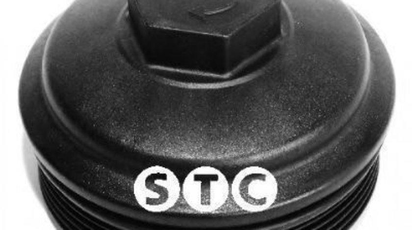 Capac, carcasa filtru ulei VW TOUAREG (7LA, 7L6, 7L7) (2002 - 2010) STC T403841 piesa NOUA