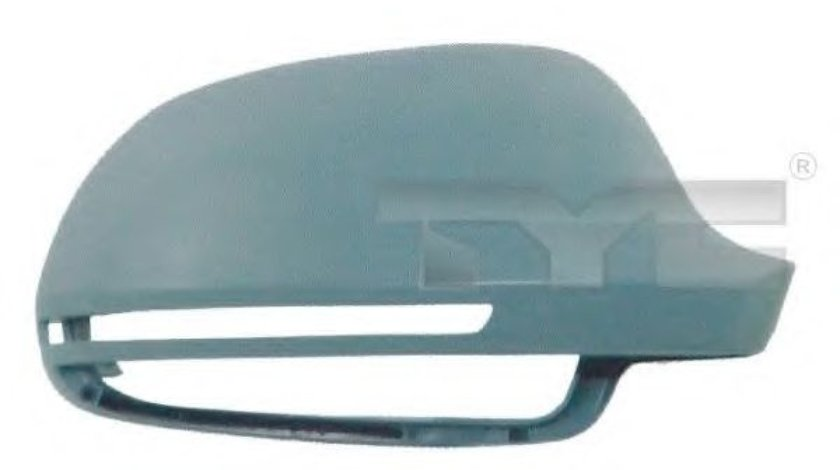 Capac carcasa oglinda exterioara AUDI A5 (8T3) (2007 - 2016) TYC 302-0072-2 - produs NOU