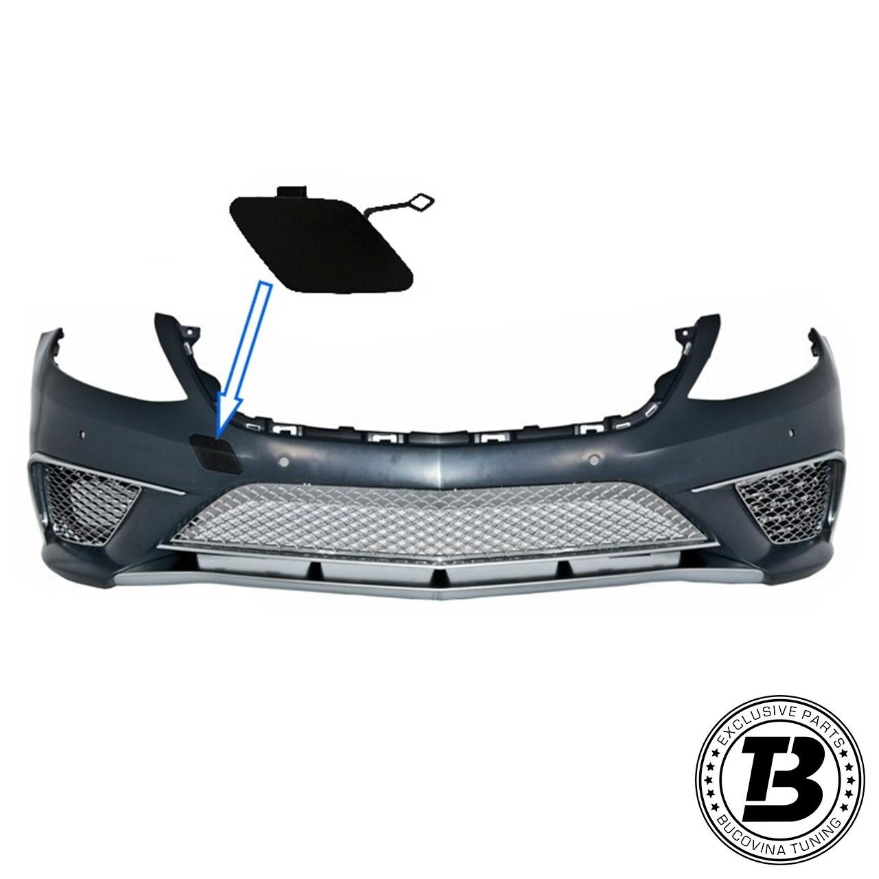 Capac carlig de remorcare Bara Fata Mercedes S-Class W222 (13-17) S63 / S65 Design