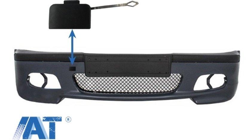 Capac carlig remorcare Bara Fata compatibil cu BMW Seria 3 E46 4D M-technik