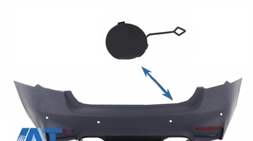 Capac Carlig Remorcare Bara Spate compatibil cu BMW Seria 3 F30 (2011-up) M3 M-tech Design