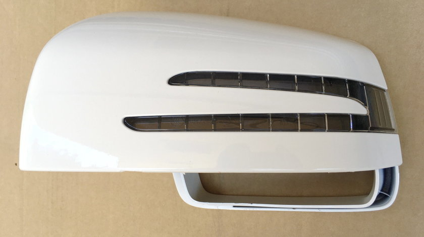 Capac cu semanlizator oglinda - Mercedes W164 / W166  ML / GLE / GLS * A1668109900 * ( dupa 15' )