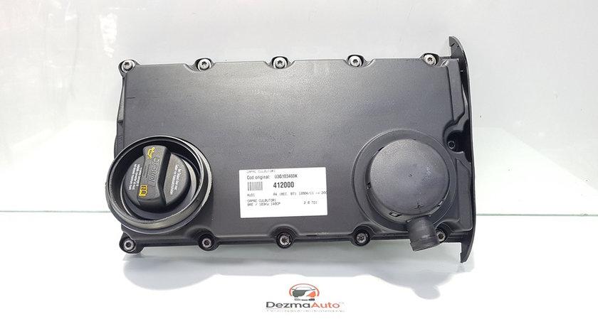 Capac culbutori, Audi A4 (8EC, B7) [Fabr 2004-2008] 2.0 tdi, BRE, 03G103469K (id:412000)