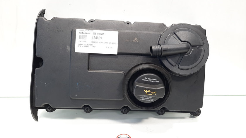 Capac culbutori, Chrysler Sebring (JR) [Fabr 2000-2007] 2.0 tdi, BYL, 03G103469R (id:424869)