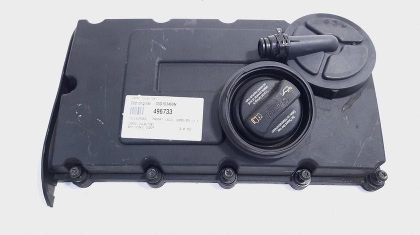 Capac culbutori, cod 03G103469N, Seat Altea XL (5P5, 5P8), 2.0 TDI, BKD (idi:496733)
