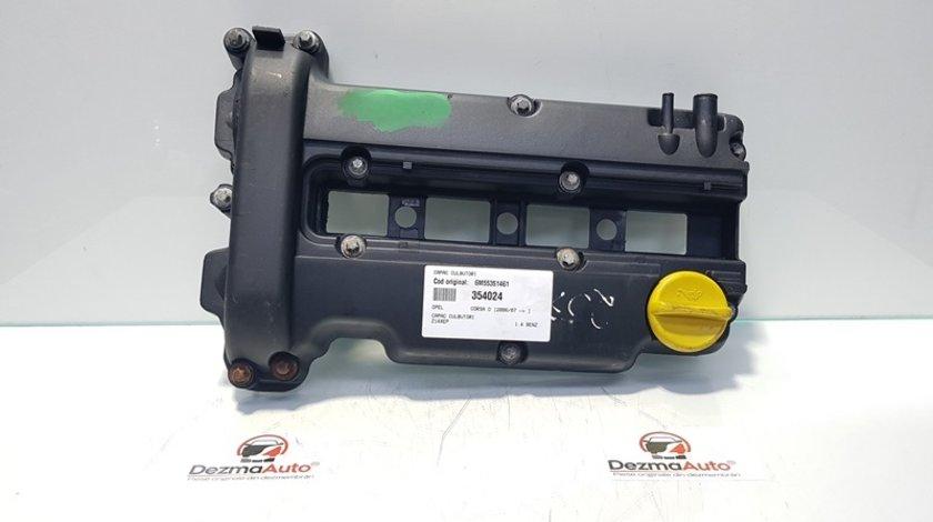 Capac culbutori, Opel Corsa C, 1.4 b, 6M55351461 din dezmembrari