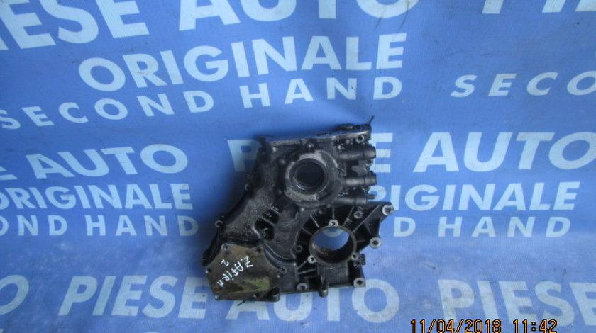 Capac distributie Opel Zafira ; 9129048 (cu pompa de ulei)