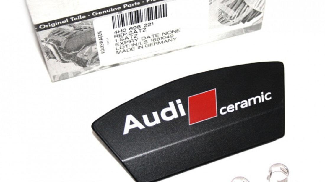 Capac Etrier Frana Spate Audi Ceramic Oe Audi A6 C7 2015-2019 4H0698221