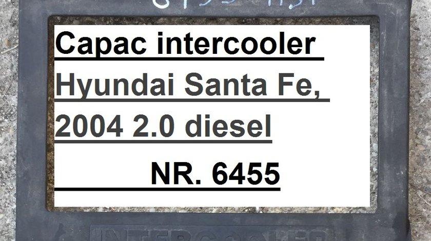 Capac intercooler Hyundai Santa Fe