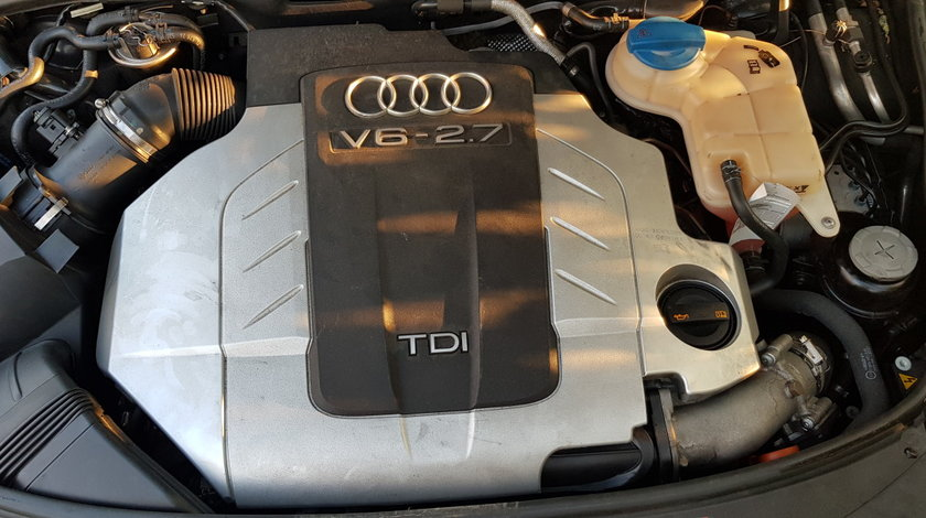 Capac motor Audi A6 4F 2.7 TDI 2006 2007 2008 2009