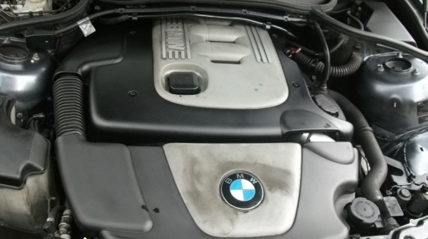 Capac motor BMW seria 3 E46 320d 136cp si 150cp 330d 318i