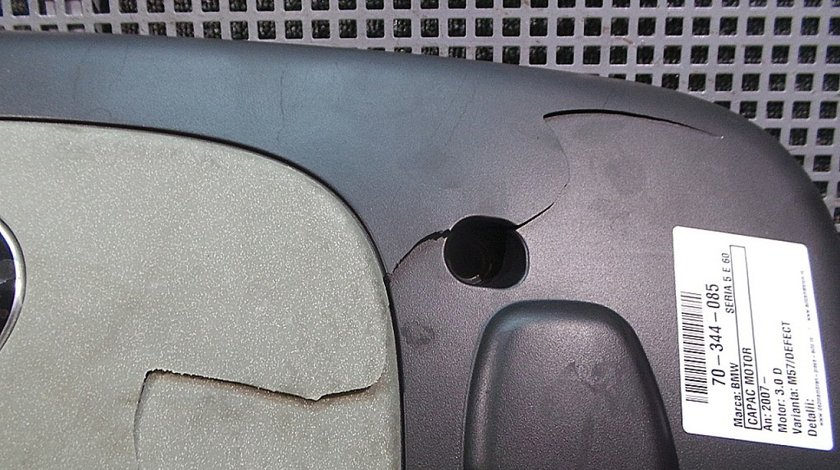 CAPAC MOTOR BMW SERIA 5 E 60 3.0 D (2007 - )