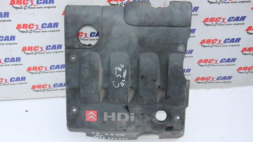 Capac motor Citroen C5 2.0 HDI cod: 9637209780 model 2002