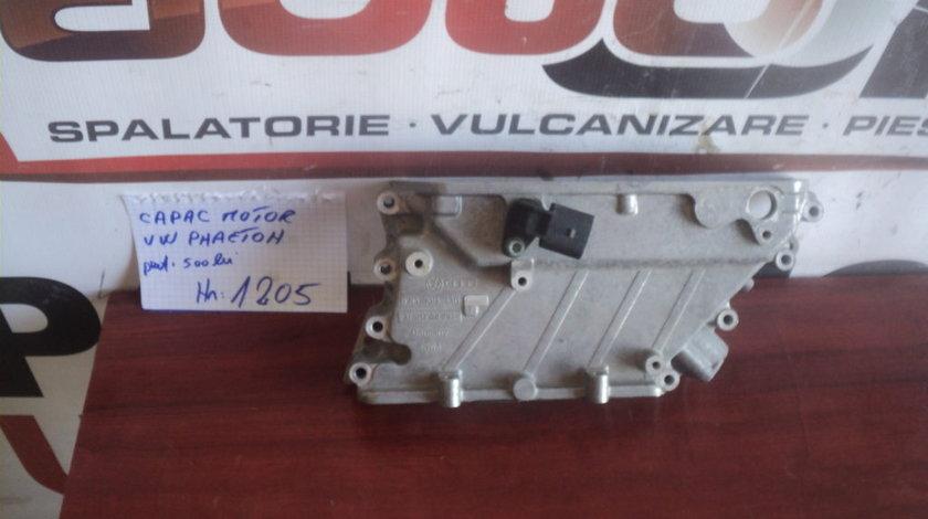 Capac motor frontal pe chiuloasa drepta vw phaeton cod 07D109130