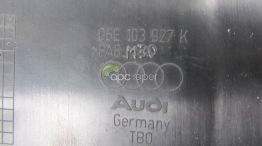 Capac motor original Audi A4 S4 8K 3 0 V6 TFSI cod 06E103927K