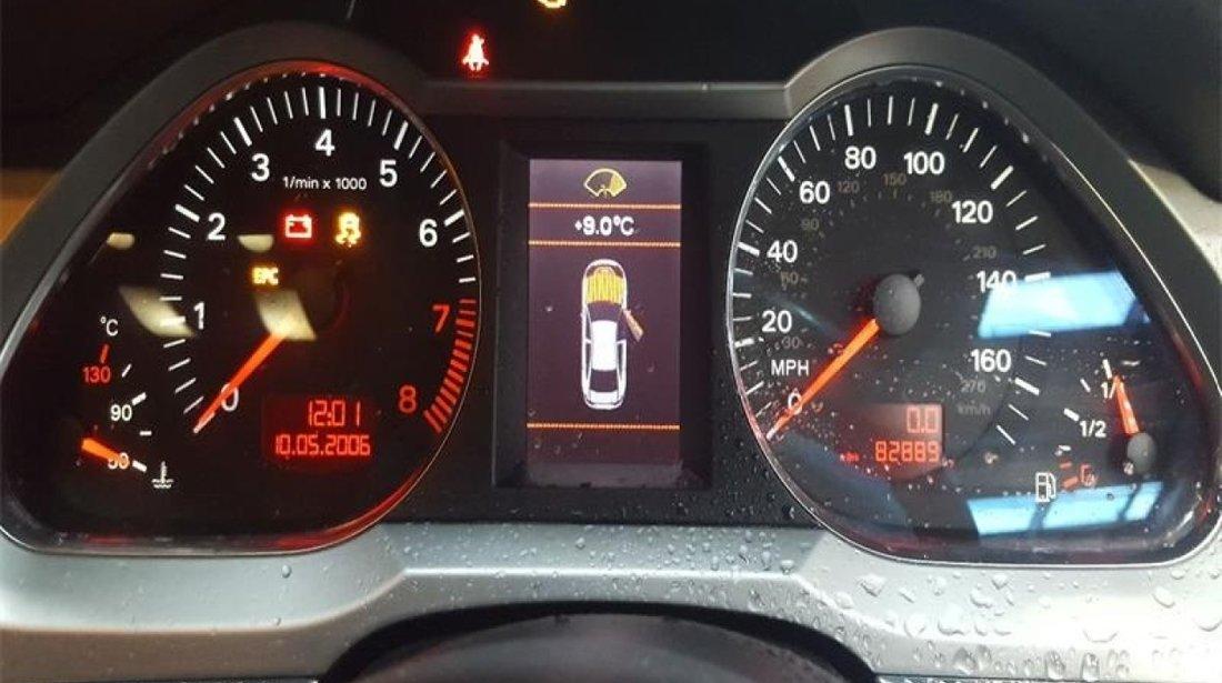 Capac motor protectie Audi A6 C6 2007 Sedan 2.0 FSi