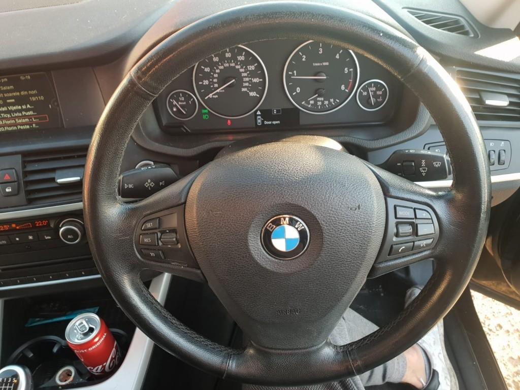 Capac motor protectie BMW X3 F25 2013 x drive 2.0 d n47n