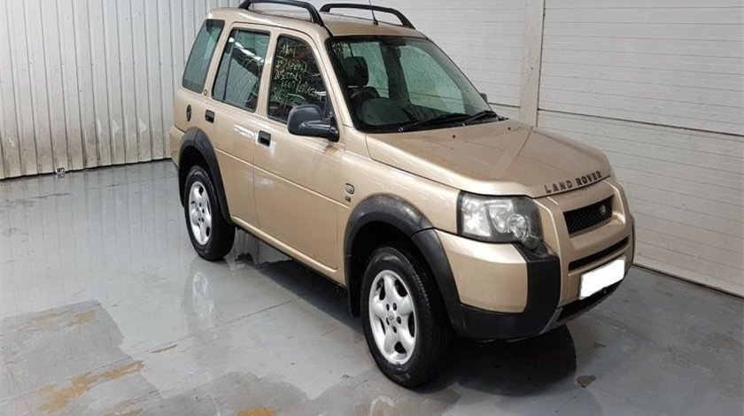 Capac motor protectie Land Rover Freelander 2005 SUV 2.0 D