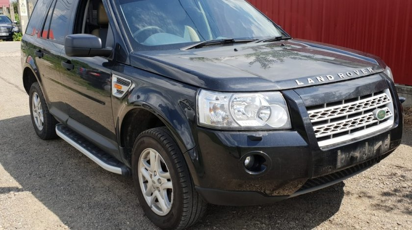 Capac motor protectie Land Rover Freelander 2008 suv 2.2 D diesel