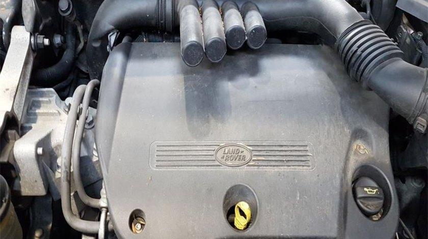 Capac motor protectie Land Rover Freelander 2008 suv 2.2