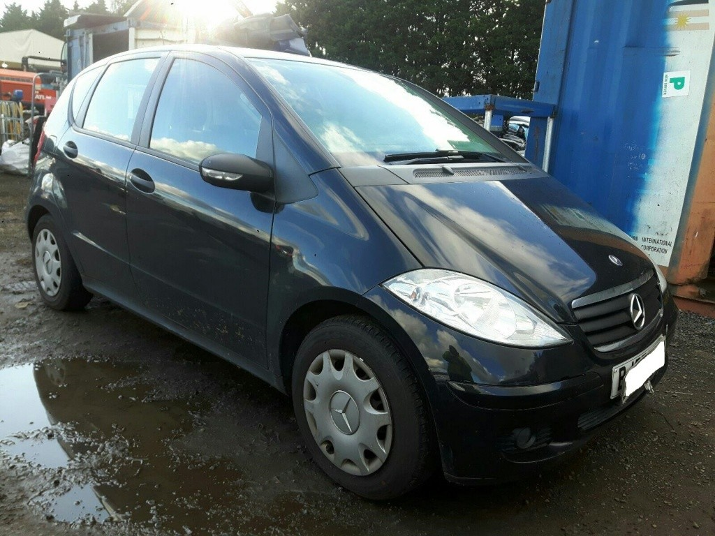 Capac motor protectie Mercedes A-Class W169 2007 hatchback 1.5