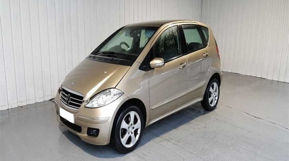 Capac motor protectie Mercedes A-CLASS W169 2008 Hatchback 180 CDi