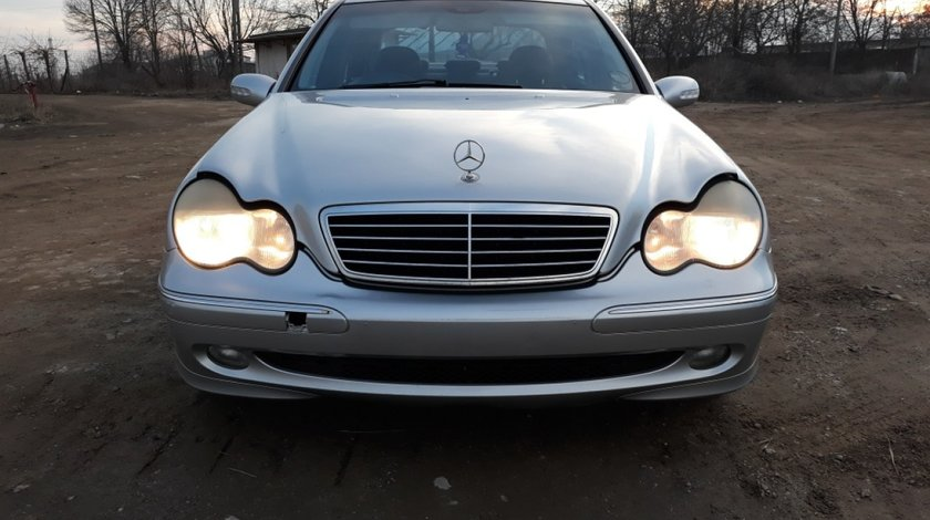Capac motor protectie Mercedes C-CLASS W203 2004 berlina 1.8