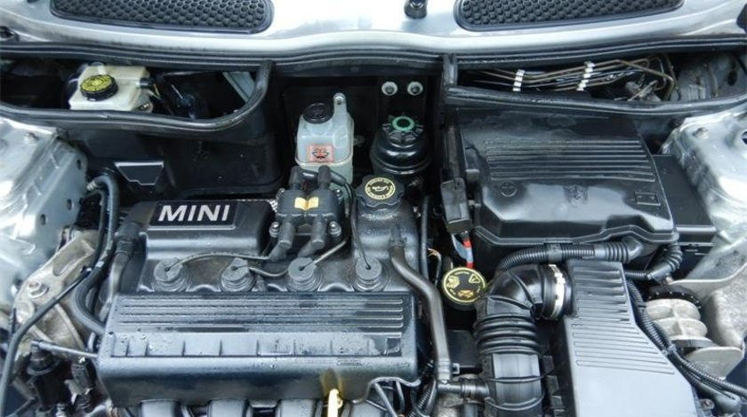 Capac motor protectie Mini Cooper 2005 cabrio 1.6