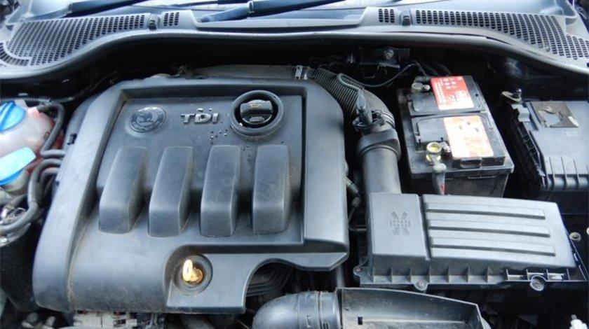 Capac motor protectie Skoda Octavia II 2009 Hatchback 1.9