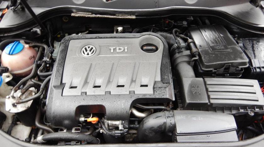 Capac motor protectie Volkswagen Passat B7 2011 Berlina 2.0 TDI