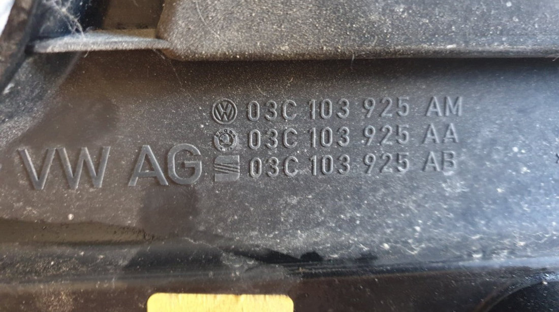 Capac motor Seat Altea XL 1.4 TSI 125 cai motor CAXC cod piesa : 03C103925AB