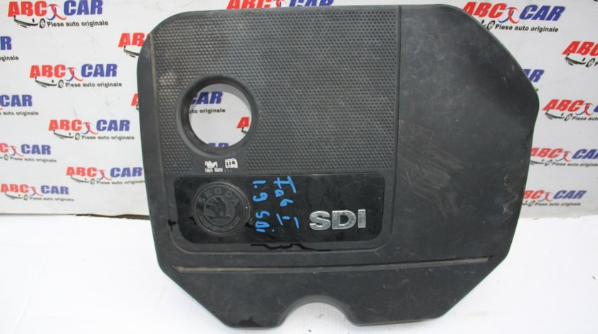 Capac motor Skoda Fabia 1 6Y 1.9 SDI cod: 038103925EE / 038103925BL / 038103925BA model 2003