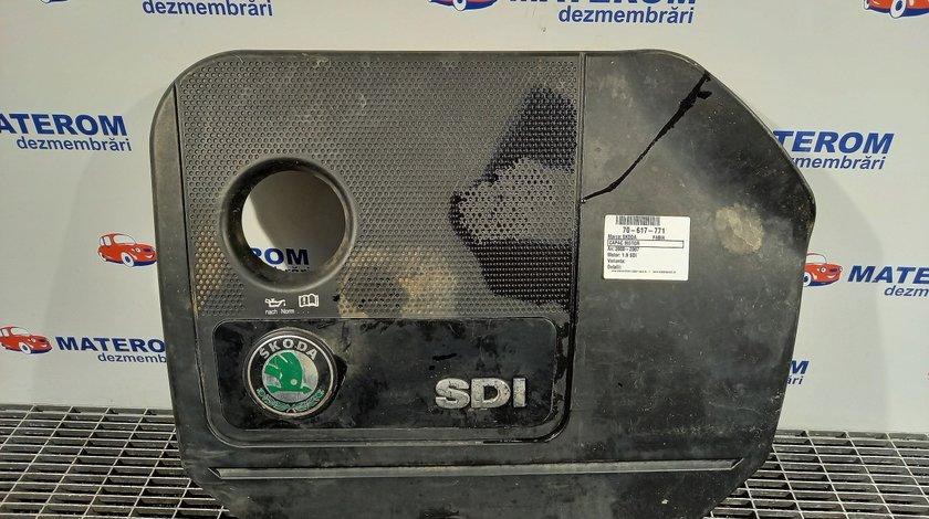 CAPAC MOTOR SKODA FABIA FABIA 1.9 SDI - (2000 2007)