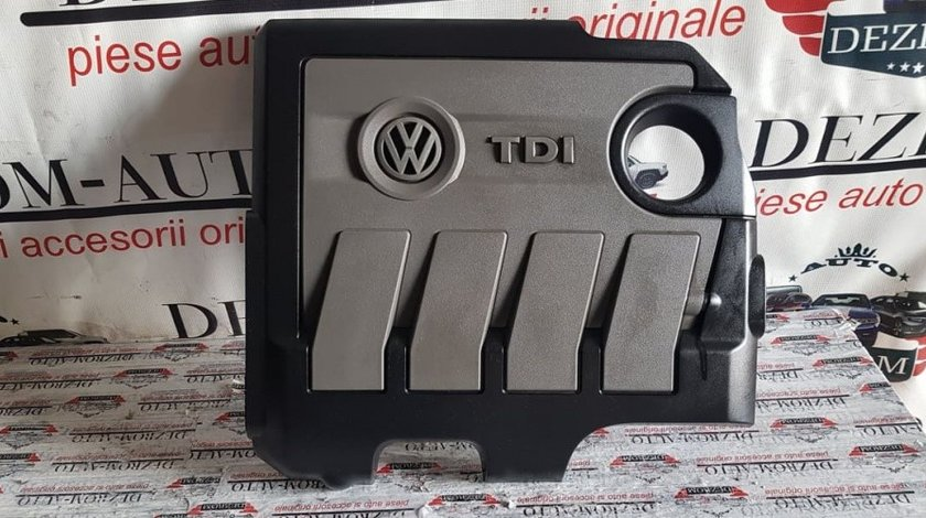 Capac motor VW Jetta III 1.6 TDI 90 CP CAYB cod 03l103925J