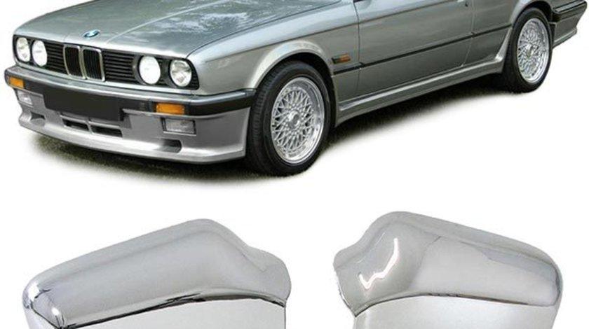 Capac oglinda BMW E30 intre 1982 - 1994 Cromate