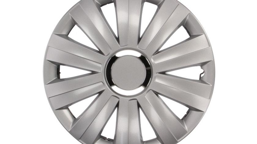 Capac roata Viper Silver 13 inch JawoPlast 1buc